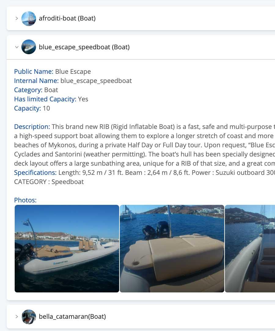 kleesto - Tour Operator Software - Fleet Management