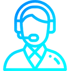 kleesto - customer support icon