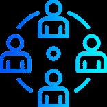 kleesto - teamwork icon